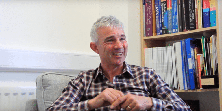 Allan Ovens - Cathedral Eye Clinic Patient Testimonial