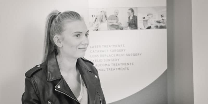 Clare Murray - Cathedral Eye Clinic Patient Testimonial