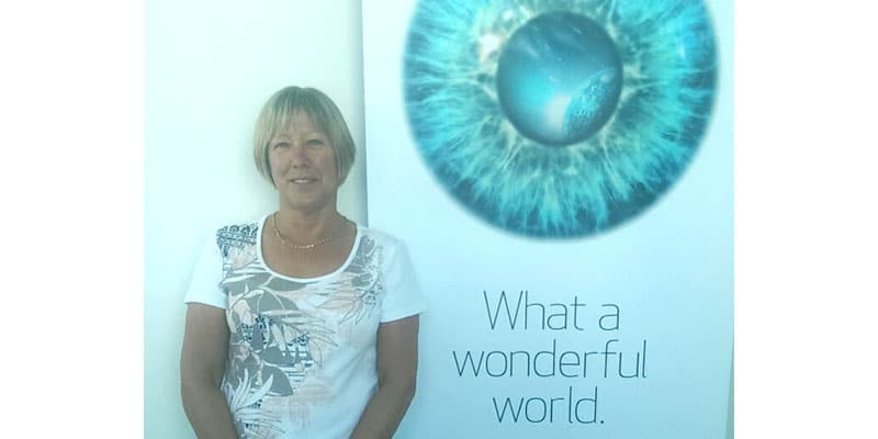 Jeanette Thompson - Cathedral Eye Clinic Patient Testimonial