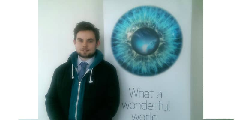 Mark Whiteside - Cathedral Eye Clinic Patient Testimonial