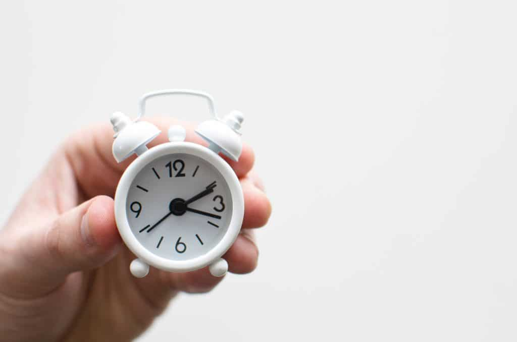 Small clock - How long does laser eye surgery take? Cathedral Eye Clinic