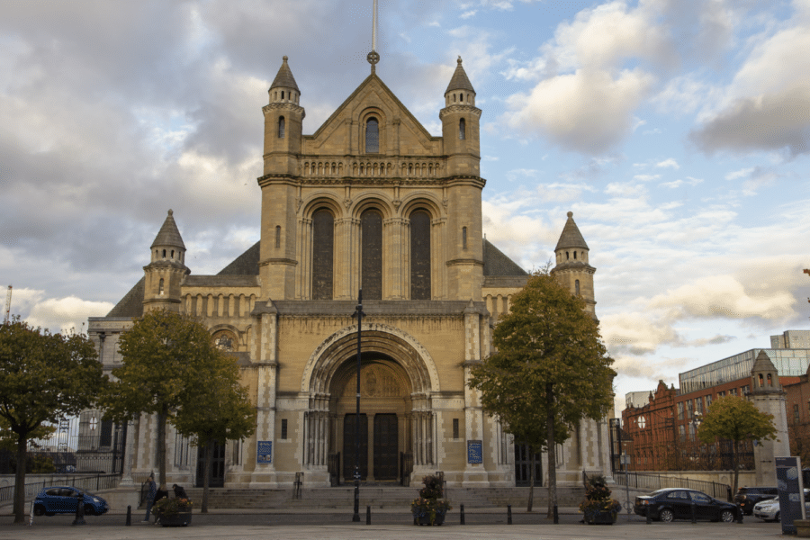 St Anne's Cathedral Belfast - Cathedral Eye Clinic Location