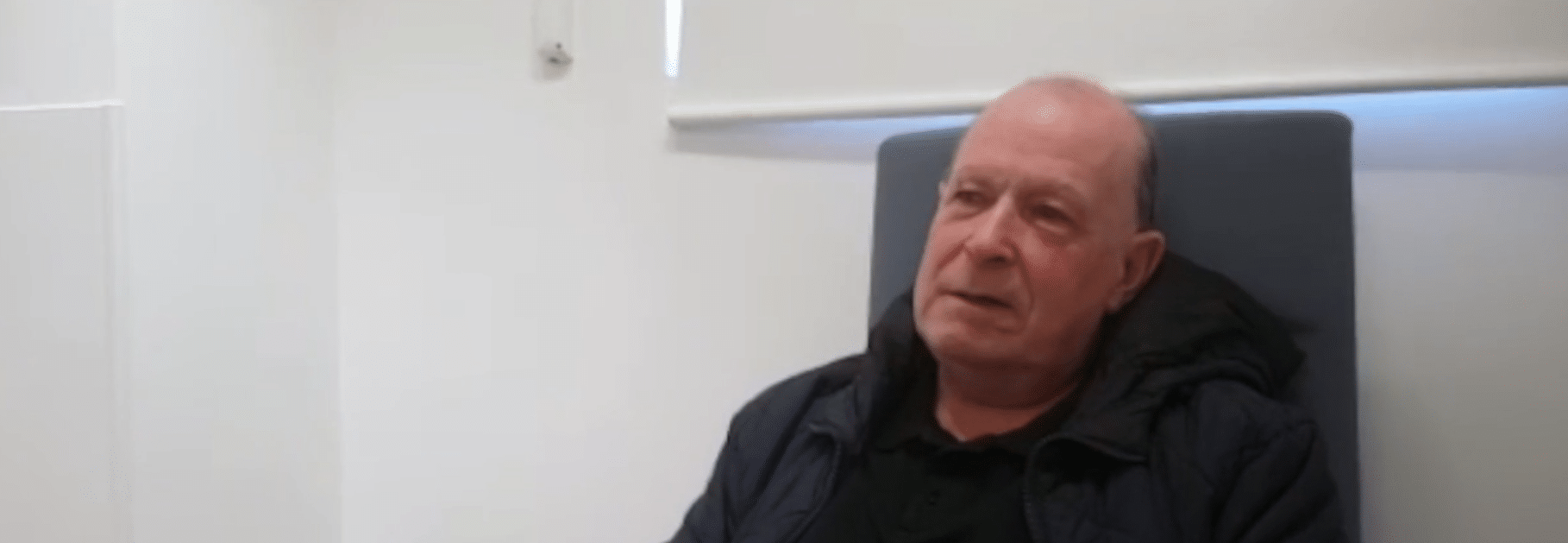 Larry - Cathedral Eye Clinic Patient Testimonial